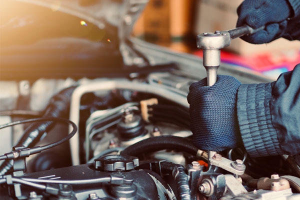 Car servicing in Epsom