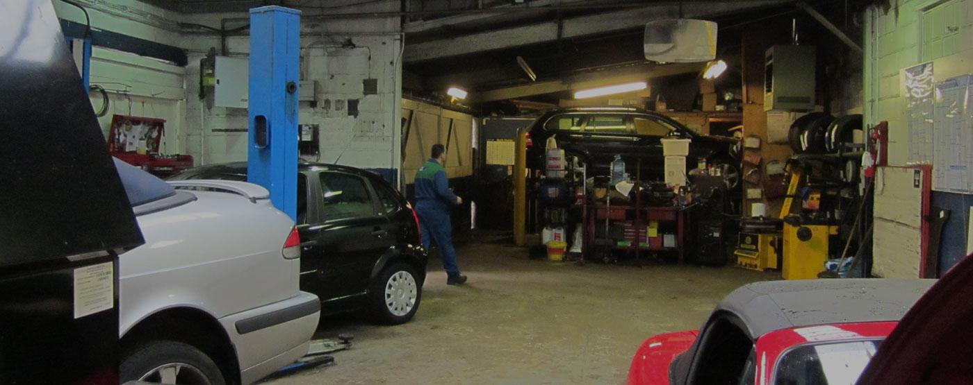 Car Servicing Sutton